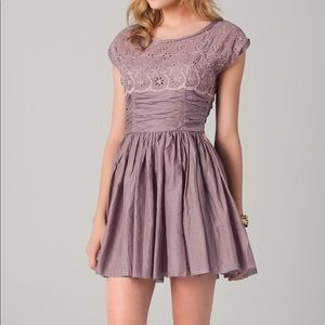 Free People Rose Garden dress. Size 6